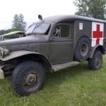 Dodge militær sykebil